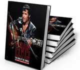 Elvis : The King Of The Jungle : 45 Years After 544 page Book