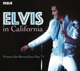 'Elvis In California' 2-CD Soundboard Recorded Concert Set (FTD)