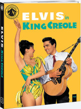 Elvis: King Creole Blu-ray