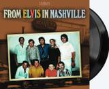 From Elvis In Nashville 2 LP Vinyl Record Set from Sony Music
