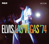 Elvis: Las Vegas '74 2 CD Set from FTD