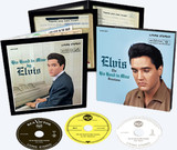 Elvis: The His Hand In Mine Sessions 3 CD Box Set from FTD | Elvis Presley