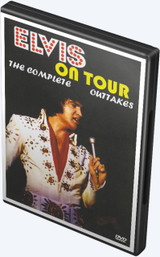 Elvis On Tour | The Complete Outtakes DVD (Elvis Presley)