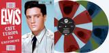 Elvis Presley Café Europa En Uniforme 2LP Vinyl Record Set
