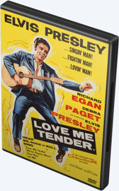 Love Me Tender Colorized Edition : Elvis Presley DVD