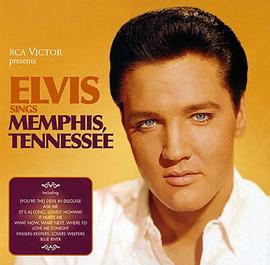 "Elvis Sings Memphis Tennessee 2 CD : FTD Special Edition / Classic Album 7"" Presentation (Elvis Presley)"