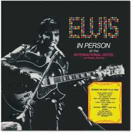 "Elvis In Person 2 CD FTD Special Edition / Classic Album 7"" Presentation"