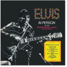 "Elvis In Person 2 CD FTD Special Edition / Classic Album 7"" Presentation"