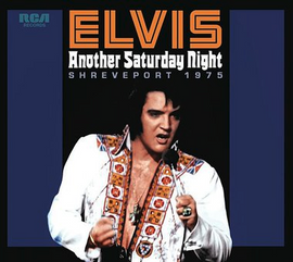 "Elvis Presley : Another Saturday Night FTD 5"" Soundboard Concert CD"