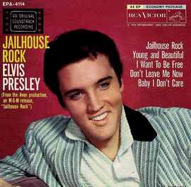 Elvis: Jailhouse Rock Volume 1 (2 CD) | FTD Special Edition / Classic Movie Soundtrack Album