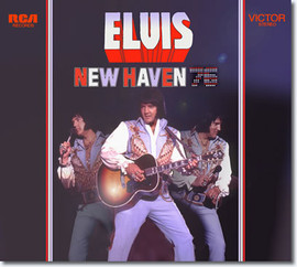 Elvis: New Haven '76 : 1976 : Elvis Presley FTD CD