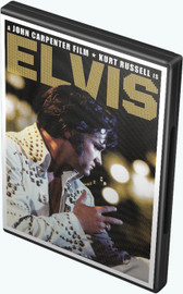 Elvis The Movie : Kurt Russell DVD (Elvis Presley)