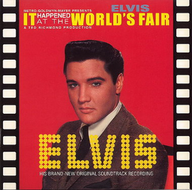 Elvis: It Happened At The World's Fair CD | FTD Classic Movie Soundtrack Album (Elvis Presley)