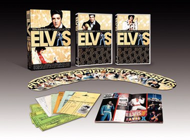 Elvis 75th Anniversary DVD Collection (17 films) 17 DVDs (Region 1 NTSC) (Elvis Presley)