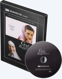 God is the Bigger Elvis DVD
