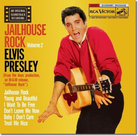 Elvis: Jailhouse Rock Volume 2 [2 CD] : FTD SE / Classic Movie Soundtrack Album