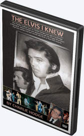 The Elvis I Knew by Charlie Hodge DVD (Elvis Presley)
