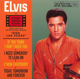 Elvis: 'Viva Las Vegas' CD | FTD Special Edition / Classic Movie Soundtrack Album
