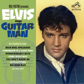 Elvis Sings Guitar Man 2 CD FTD Special Edition / Classic Album