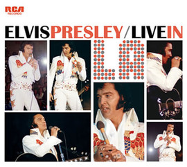 Elvis : Live In LA 1974 : Elvis Presley FTD CD