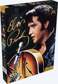 Elvis '68 1000 Piece Jigsaw Puzzle