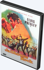 Jailhouse Rock Colorized Edition Elvis Presley DVD