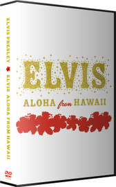 Aloha From Hawaii 2 DVD Set (Elvis Presley)