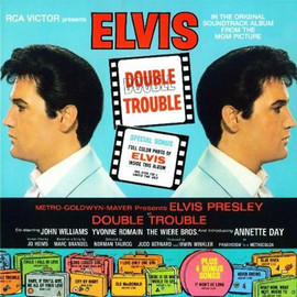 Elvis: Double Trouble FTD Special Edition Movie Soundtrack CD Album