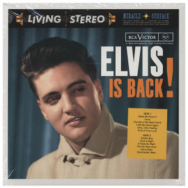 Elvis Is Back! 2 CD FTD Special Edition / Classic Album