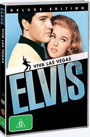 Elvis: Viva Las Vegas Deluxe Edition DVD (Elvis Presley)