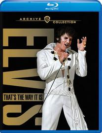 Elvis: That's The Way It Is Blu-ray + DVD (Region Free)