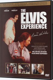 The Elvis Experience by Dave Hebler DVD