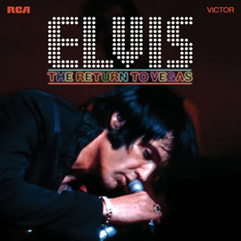 Elvis: The Return To Vegas 1969 Soundboard Concert CD from FTD (Elvis Presley)