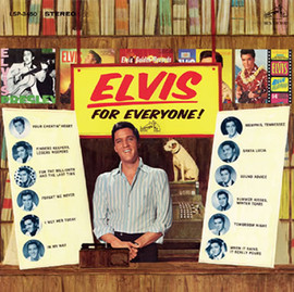 Elvis For Everyone 2 CD | FTD Special Edition / Classic Album