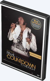 Elvis Presley Final Countdown to Midnight DVD | Elvis Presley Pittsburgh 1976 New Year's Eve