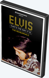 Elvis: That's The Way It Is   The Complete Rehearsals DVD
