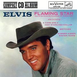 Elvis Flaming Star FTD 2 CD Classic Album (Elvis Presley)