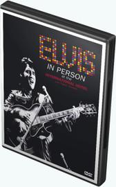 Elvis In Person: The 1969 Fantasy Concert DVD