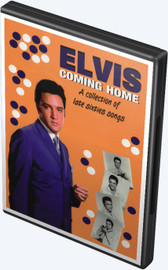 Elvis Coming Home DVD (A Collection of Late Sixties Songs)