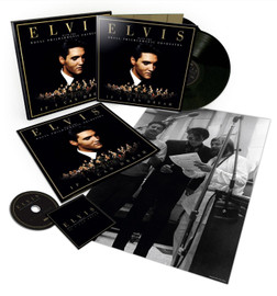 Box Set : If I Can Dream: Elvis Presley With The Royal Philharmonic Orchestra 2 LP + CD