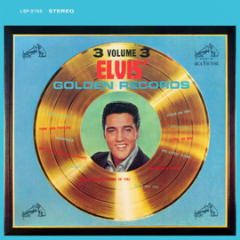 Elvis' Golden Records Volume 3 FTD Classic Album  2 CD Set