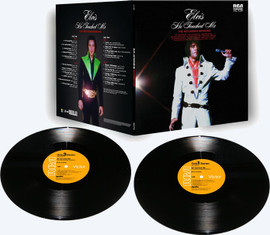 'He Touched Me - The Recording Sessions' 2 LP Vinyl from FTD
