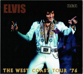 Elvis: The West Coast Tour '76 2-CD Soundboard from FTD