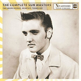 Elvis 'The Complete Sun Masters' CD (Elvis Presley)