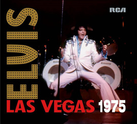 Elvis: 'Las Vegas 1975' 2 CD Soundboard Concert Recordings