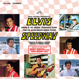 Elvis 'Speedway' 2 CD set FTD Classic Movie Album Series