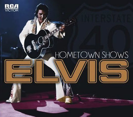 Elvis : 'Hometown Shows' double CD set from FTD
