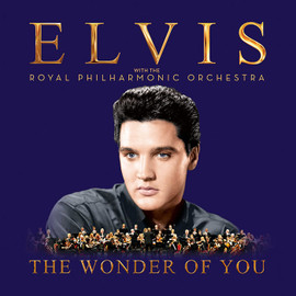 'The Wonder Of You: Elvis Presley With The Royal Philharmonic Orchestra' CD