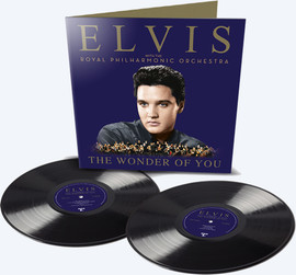 'The Wonder Of You: Elvis Presley With The Royal Philharmonic Orchestra' 2 x LP Record Set
