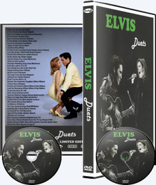 Elvis Duets DVD Limited Edition with Bonus DVD